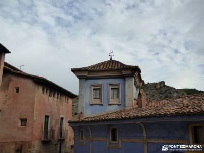Albarracin y Teruel; singles donostia grupo senderista de murcia embalse de la jarosa machota